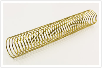 黄銅線を使用した雑貨品