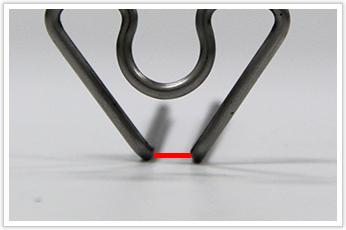 パイプキャッチャーに用いられるフォーミング加工品