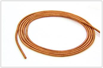 Φ0.3の銅線を手巻きで1m巻いた逸品