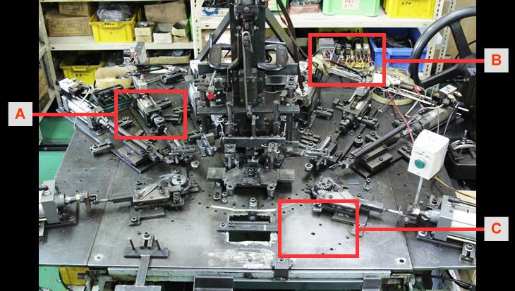オリジナル機械のポイント解説