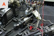 空圧シリンダー